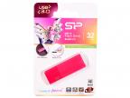 USB флешка Silicon Power Blaze B05 32GB Black (SP032GBUF3B05V1H) USB 2. 0
