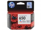 Картридж HP CZ102AE (№ 650) цветной, DJ IA 2615, 200стр