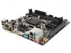 Материнская плата GIGABYTE GA-H110N (S1151, iH110, 2*DDR4, PCI-E16x, SVGA, HDMI, DVI, SATA III, GB Lan, USB3.0, mini-ITX, Retail)