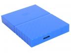 Внешний жесткий диск WD My Passport 1Tb Blue (WDBBEX0010BBL-EEUE)