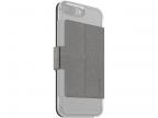 Накладка Mophie Hold Force Folio для чехла Mophie Base Case для iPhone 7 Plus Серый, Искусственная кожа /  Пластик