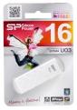 USB флешка Silicon Power Ultima U03 White 16GB (SP016GBUF2U03V1W)