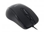 Мышь Gembird MUSOPTI8 -801U, черный, USB, 800DPI