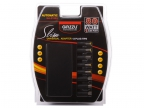 Универсальный адаптер питания для ноутбуков GiNZZU® GA-2180U (ультраслим,  80W,  1xUSB,  12V-24V,  13 DC
