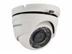 "Камера HiWatch DS-T103 (3. 6 mm) 1Мп уличная купольная HD-TVI камера с ИК-подсветкой до 20м 1/ 4"""" CMOS матрица; объектив 3. 6мм; угол обзора 70. 9°; меха"
