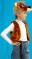 Карнавальный костюм Костюмы Лев (головной убор, жилет) до 9 лет К-020