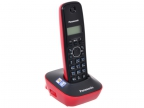 Телефон DECT Panasonic KX-TG1611RUR АОН, Caller ID 50, 12 мелодий