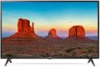 "Телевизор LG 43UK6300 LED 43"" Black, Smart TV, 16:9, 3840x2160, USB, HDMI, Wi-Fi, RJ-45, DVB-T2, C, S2"