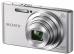 """Фотоаппарат SONY DSC-W830S Silver <20Mp, 8x zoom, 2.7"""", SDXC, 720P> [DSCW830B.RU3]"""