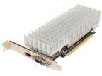 Видеокарта Gigabyte GeForce GT1030 GV-N1030SL-2GL 2Gb 1227 MHz NVIDIA GeForce GT1030/ GDDR5 6008Mhz/ 64bit/ PCI-E 16x/ HDMI, DVI