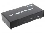 Разветвитель HDMI Spliitter 1=)2 3D Full-HD VCOM 1. 4v HDP102 [VDS8040D] каскадируемый сплиттер на 2 монитора/ телевизора