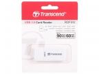 Картридер внешний Transcend TS-RDF5W USB3. 0 SDHC/ SDXC/ microSDHC/ microSDXC белый