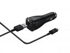 Автомобильное зарядное устройство Samsung EP-LN915CBEGRU 2А USB черный