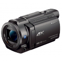 "Видеокамера Sony FDR-AX33B 4K,  50p,  8, 3Mp,  ""Exmor R"" CMOS,  CarlZeiss VS,  15/ 20x Zoom,  3. 0"".  Wi-Fi/ NFC [FDRAX33B. CEE]"