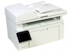 МФУ HP LaserJet Pro M132fw RU G3Q65A принтер/ сканер/ копир/ факс, A4, ADF, 22 стр/ мин, 256Мб, USB, LAN, WiFi (замена CZ183A M127fw)