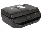 МФУ HP Deskjet Ink Advantage 5275 (M2U76C)  A4, 20/ 17 стр/ мин, 100 листов, Fax, USB, WiFi, 256MB