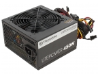 Блок питания Thermaltake Litepower 450W (PS-LTP-0450NPCNEU-2) v2.3, A.PFC, 80 Plus , Fan 12 cm, Reta