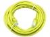 """Патч-корд литой """"Aopen"""" UTP кат.5е 20м желтый ANP511_20M_Y"""