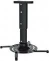 Кронштейн для проектора Cactus CS-VM-PR05M-BK Black потолочный,  наклонно-поворотный,  до 10 кг