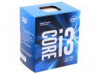 Процессор Intel Core i3-7100 BOX TPD 51W, 2/ 4, Base 3.9GHz, 3Mb, LGA1151 (Kaby Lake)