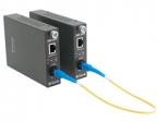 Медиаконвертер D-Link DMC-920R/ B10A WDM медиаконвертер с 1 портом 10/ 100Base-TX и 1 портом 100Base-FX с разъемом SC (ТХ: 1310 нм; RX: 1550 нм) для одн