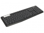 Беспроводная клавиатура Logitech Wireless Multi-Device Keyboard and Stand Combo K375s Graphite USB 100 клавиш