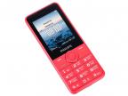 """Мобильный телефон Philips E168 Xenium (Red) 2SIM/ 2.4""""/ 320x240/ Слот для карт памяти/ MP3/ FM-радио/ 1600 мАч"""