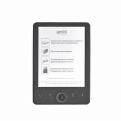 "Электронная книга Gmini MagicBook H6HD экран 6"",  E-Ink HD,  1024x758,  4Gb,  microSD,  Чехол"