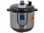 Скороварка-коптильня UNIT USP-1210S; 1100Вт., 6л., 2 чаши, керамическое покрытие чаш, 13 программ, L