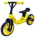 Беговел двухколёсный RT Hobby bike Magestic yellow black ОР503