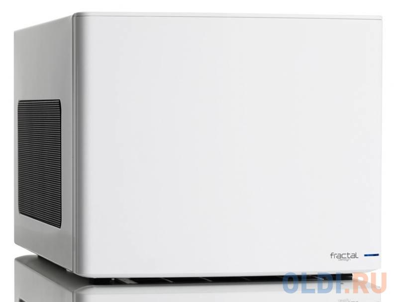 Фото - Корпус Mini-ITX Fractal Design Node 304 Без БП белый FD-CA-NODE-304-WH корпус miniitx fractal design node 202 htpc без бп черный [fd ca node 202 bk]