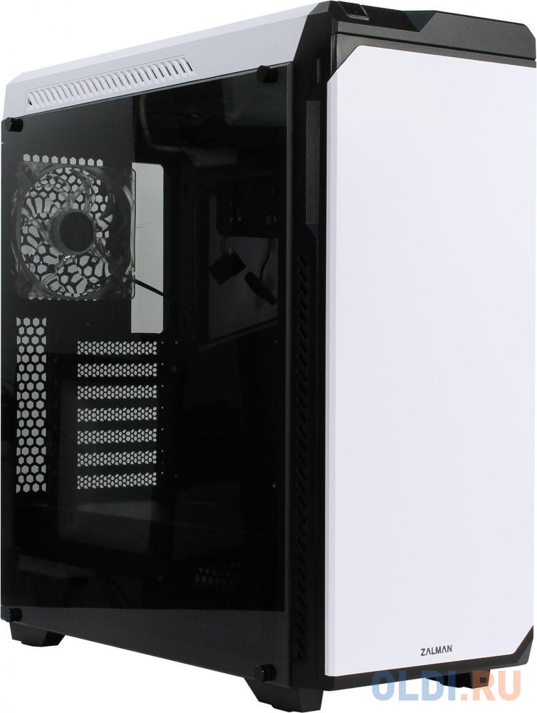 Корпус ATX Zalman Z9 Neo Plus Без БП белый корпус zalman z9 neo plus белый