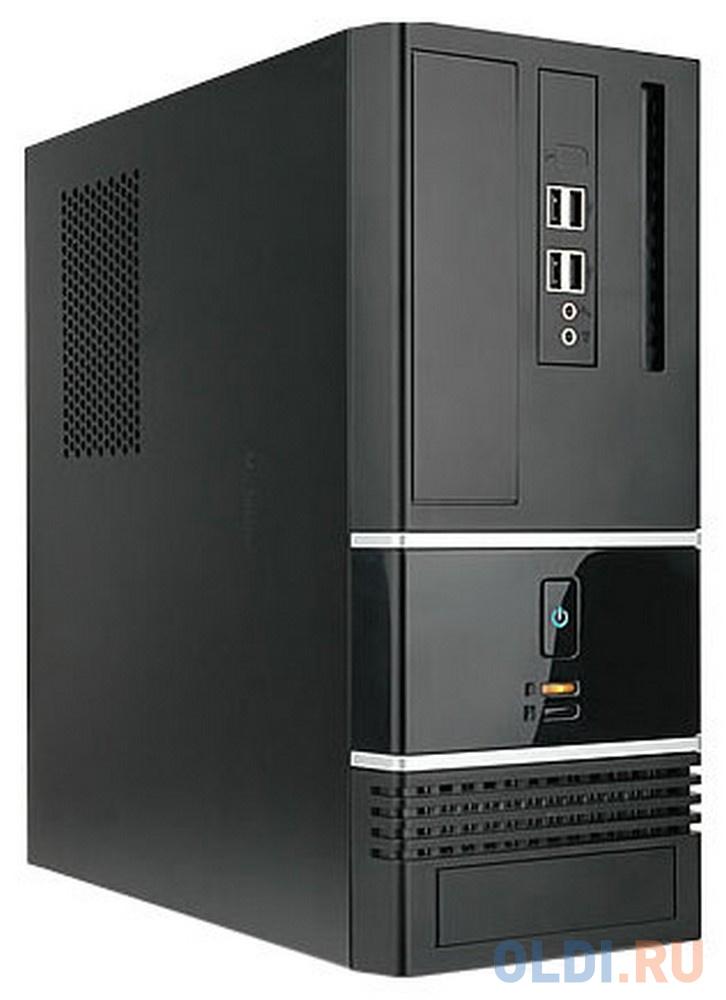 Корпус microATX InWin BK623BL 300 Вт чёрный 6132049 корпус microatx inwin efs063bl 500 вт чёрный 6134715
