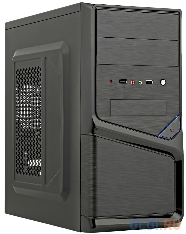 Корпус ATX Super Power Winard 5819B Без БП чёрный корпус atx super power winard 3065 без бп чёрный