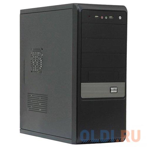 Корпус ATX Super Power Winard 3067 (C) Без БП чёрный серебристый корпус atx super power winard 3065 без бп чёрный