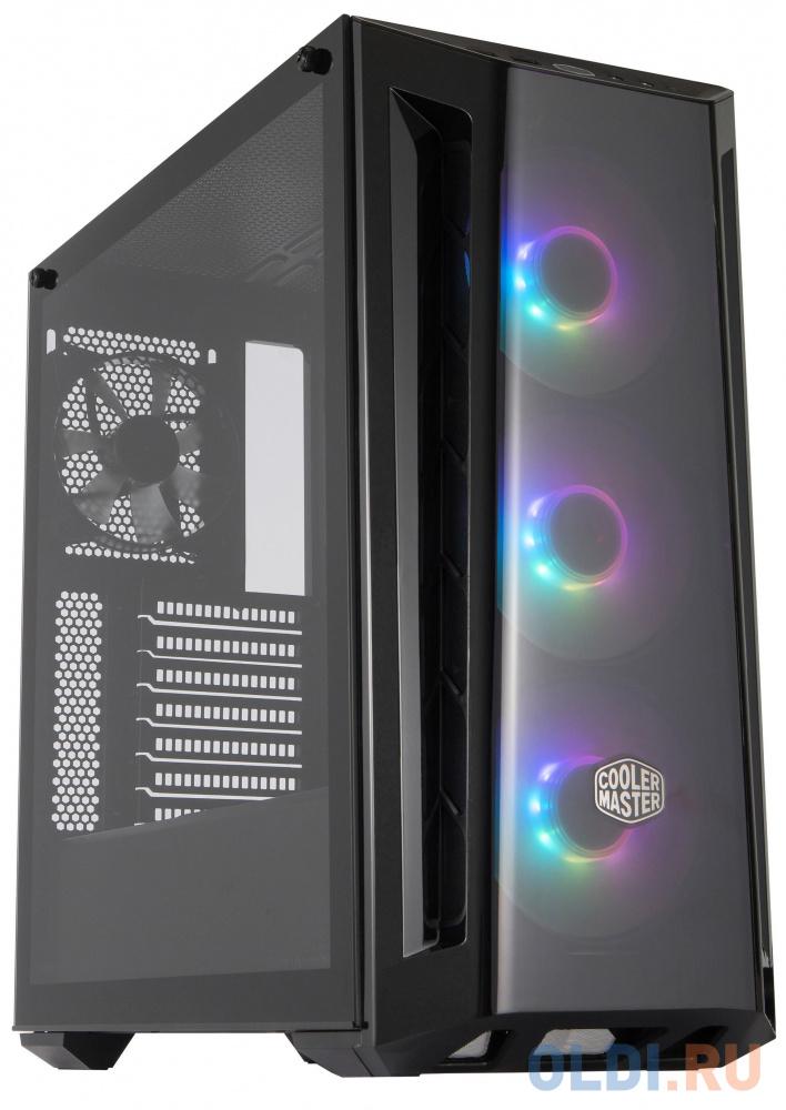 Картинка для Корпус E-ATX Cooler Master MasterBox MB520 Без БП чёрный