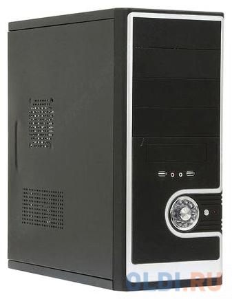 Корпус — Super Power Winard 3029 C Без БП чёрный серебристый корпус atx super power winard 3065 без бп чёрный