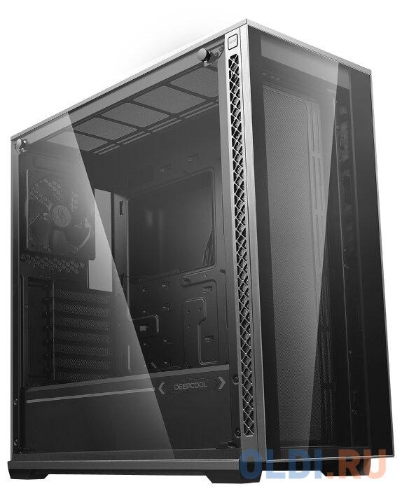 Фото - Корпус E-ATX Deepcool MATREXX 70 Без БП чёрный корпус atx aerocool cylon bg без бп чёрный