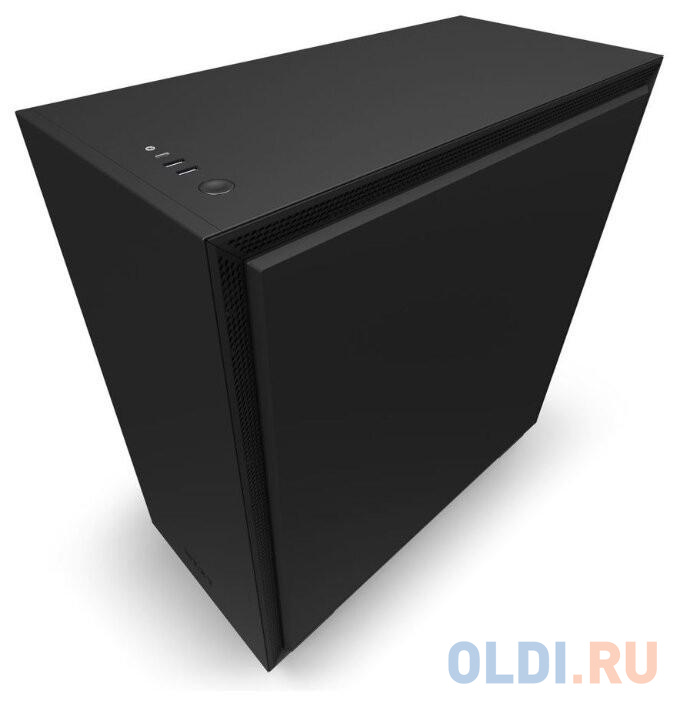 Корпус NZXT H710i CA-H710i-B1 черный без БП E-ATX 3x120mm 2xUSB3.0 1xUSB3.1 audio bott PSU корпус nzxt h710i ca h710i b1 черный без бп e atx 3x120mm 2xusb3 0 1xusb3 1 audio bott psu