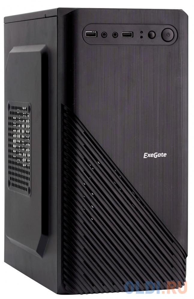 Корпус microATX Exegate BAA-103 450 Вт чёрный EX277799RUS.