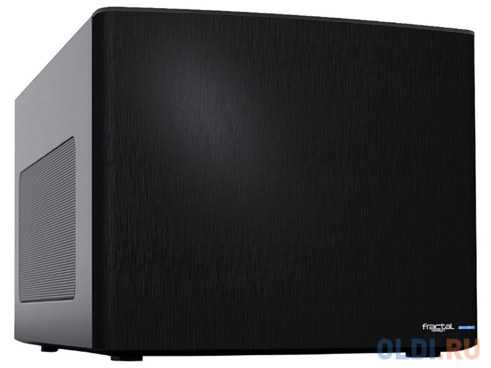 Корпус mini-ITX Fractal Node 304 Без БП чёрный корпус mini itx fractal design define nano s без бп чёрный