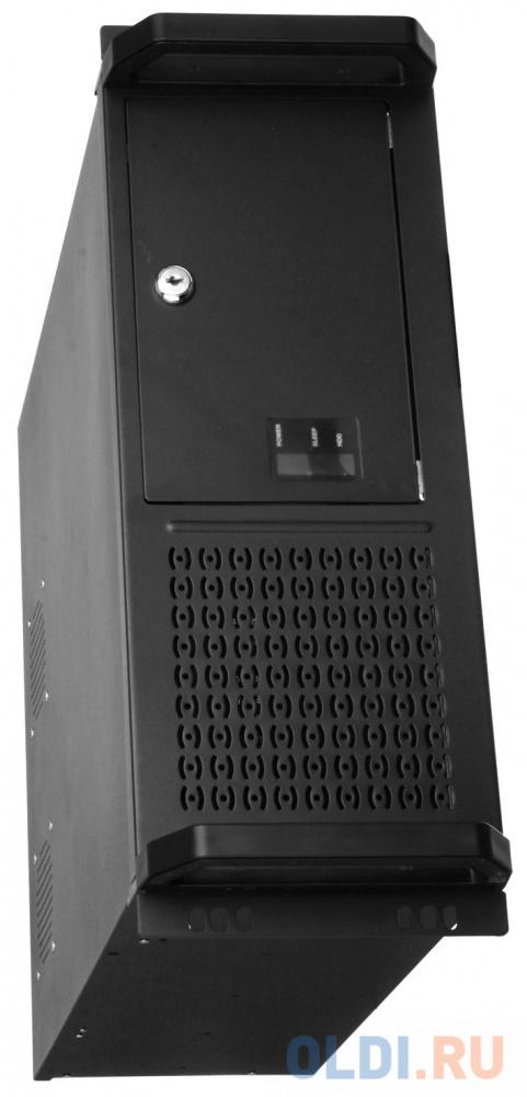"Exegate EX254716RUS Серверный корпус Exegate Pro 4U4019S <RM 19"",  высота 4U, глубина 450, без БП, USB>"