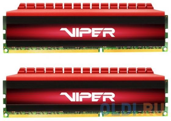 Оперативная память 16Gb (2x8Gb) PC4-29800 3733MHz DDR4 DIMM CL17 Patriot PV416G373C7K оперативная память patriot 2x8gb ddr4 dimm pvs416g413c9k