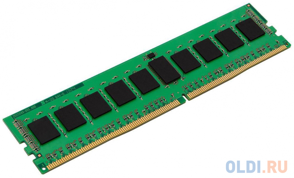 Оперативная память 16Gb (1x16Gb) PC4-19200 2400MHz DDR4 DIMM CL17 Kingston KCP424ND8/16.