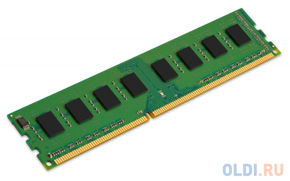 Оперативная память 8Gb (1x8Gb) PC3-12800 1600MHz DDR3 DIMM CL11 Kingston KCP316ND8/8 фото