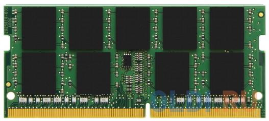 Оперативная память для ноутбука 8Gb (1x8Gb) PC4-19200 2400MHz DDR4 SO-DIMM Kingston KCP424SS8/8 оперативная память для ноутбуков kingston hyperx impact hx432s20ib2 8 so dimm 8gb ddr4 3200mhz so dimm 260 pin pc 25600 cl20