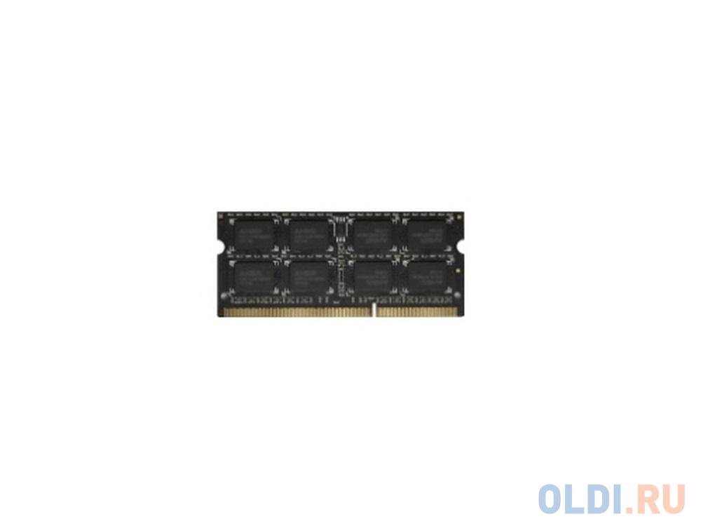 Оперативная память для ноутбука 2Gb (1x2Gb) PC3-12800 1600MHz DDR3 SO-DIMM CL11 AMD R532G1601S1S-UO фото