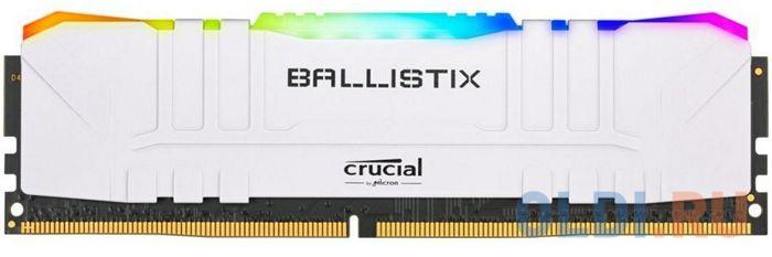 Фото - Оперативная память 16Gb (1x16Gb) PC4-28800 3600MHz DDR4 DIMM CL16 Crucial BL16G36C16U4WL модуль памяти ballistix rgb black ddr4 dimm 3600mhz pc4 28800 cl16 16gb bl16g36c16u4bl