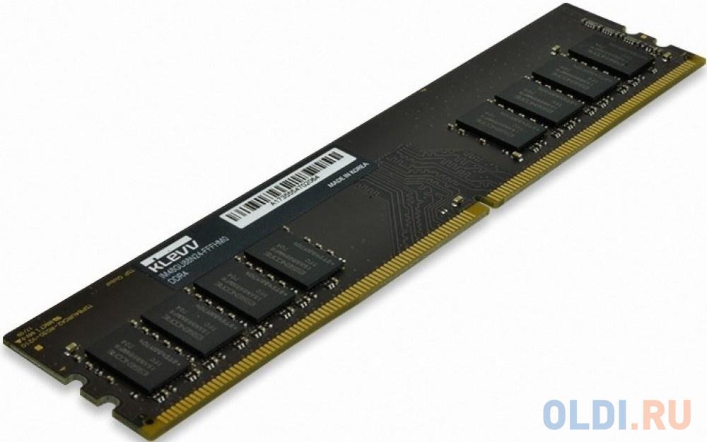 Фото - Оперативная память 16Gb (1x16Gb) PC4-19200 2400MHz DDR4 DIMM CL17 KLEVV IM4AGU88N24-FFFHA0 оперативная память 16gb pc4 19200 2400mhz ddr4 dimm lenovo 46w0829