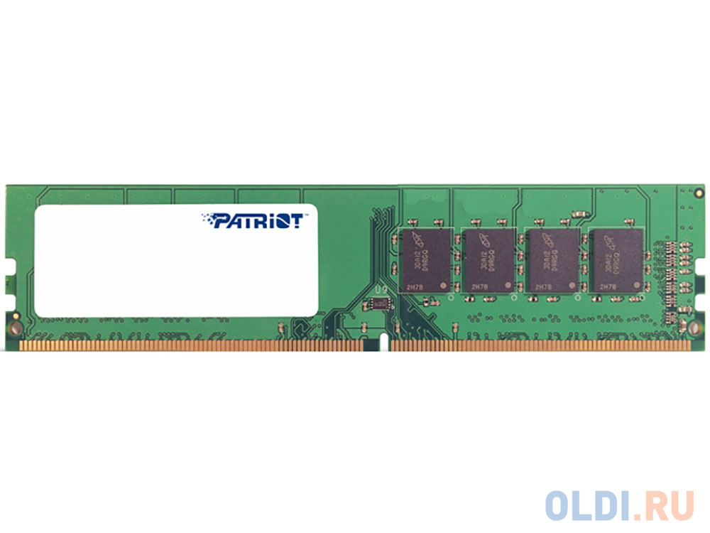 Оперативная память для компьютера Patriot Patriot DIMM 4Gb DDR4 2133MHz